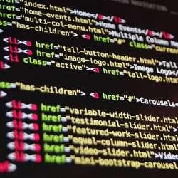 Code source d'une page web